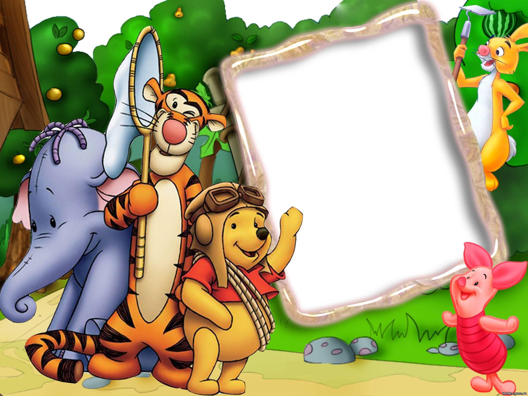 рамки для фотографий с героями мультфильма