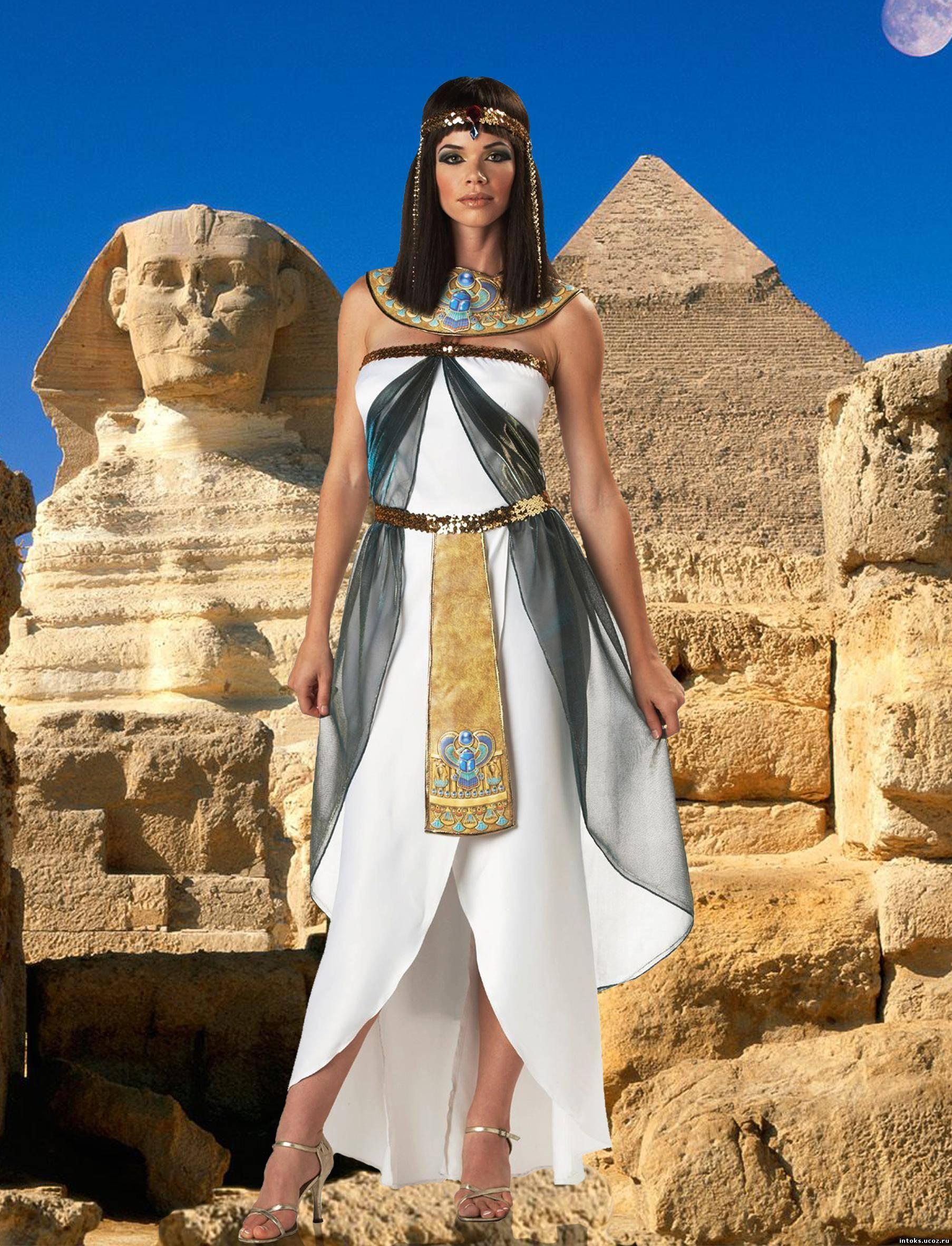 Шаблон для photoshop psd египтянка